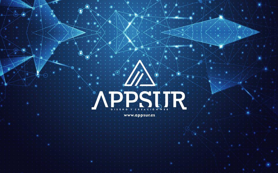Creación web para Abogados - APPSUR
